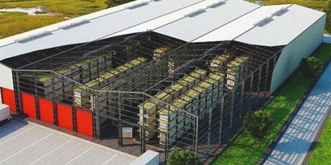Çiftçinin kazanacağı dev tarım pazarı için ilk kazma vuruldu