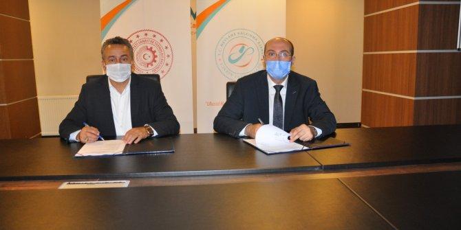 Seydişehir Belediyesi ve  MEVKA'dan işbirliği