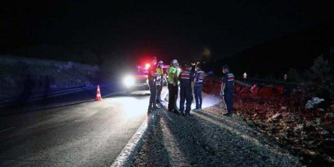 Feci kaza: 3 kişi öldü