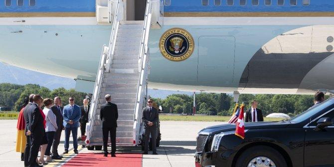 ABD Başkanı Biden Cenevre'de