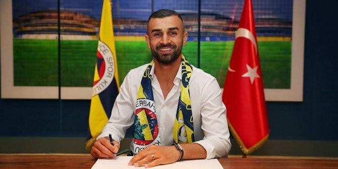 Serdar Dursun, Fenerbahçe'de!