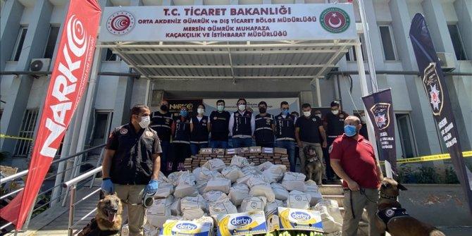 Turska: Zaplijenjena tona kokaina skrivenog u kontejneru s bananama iz Ekvadora