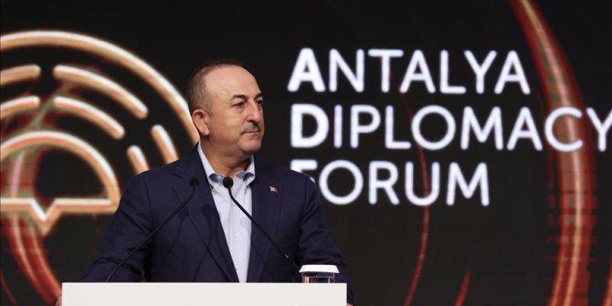 Cavusoglu: Antalija je u narednim danima domaćin dva važna međunarodna skupa