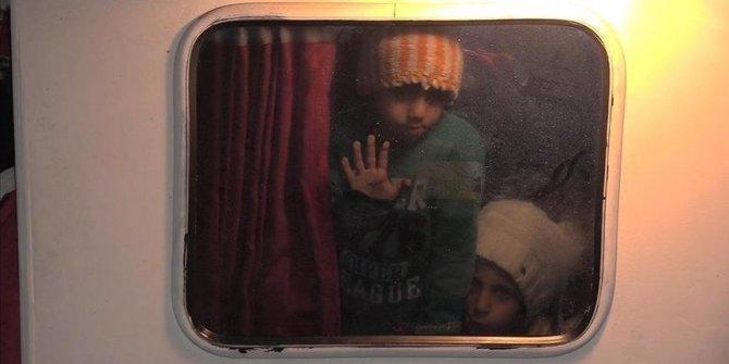 87 irregular migrants held in southern Turkey