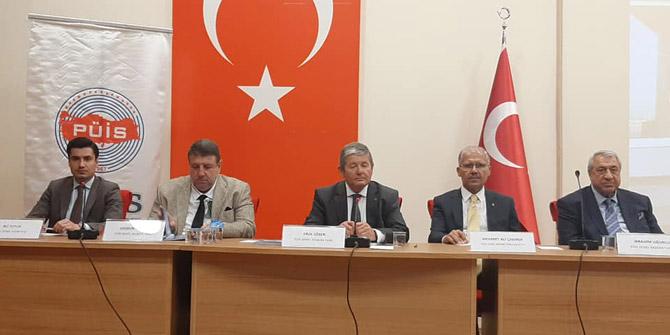 PÜIS Konya Şubesi'nin 11. Olağan Genel Kurulu yapıldı