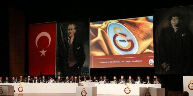 Galatasaray başkanını seçecek