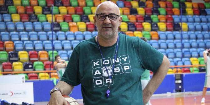 Konyaspor Basketbol'da Cengiz Karadağ ile yollar ayrıldı