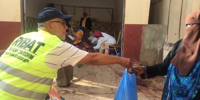 Ribat Aşevi'nde kurban  hazırlıkları tamamlandı
