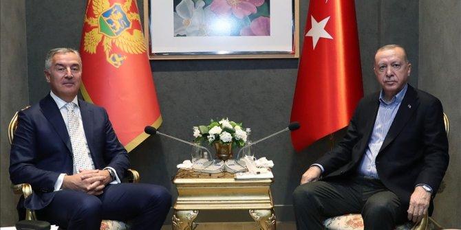 Erdogan se u Antaliji sastao sa predsjednikom Crne Gore Đukanovićem