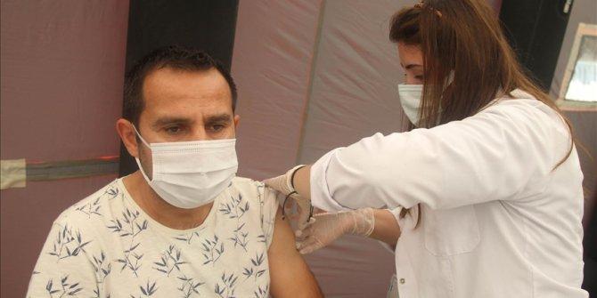 Turkey gives over 40M coronavirus vaccine shots