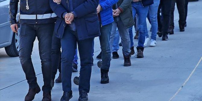 17 ilde FETÖ operasyonu: 52 gözaltı kararı