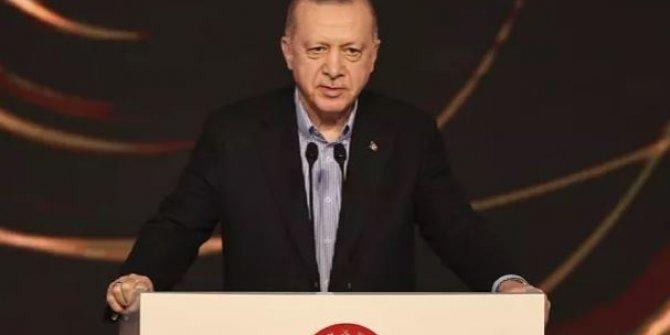 Cumhurbaşkanı Erdoğan'dan Babalar Günü mesajı