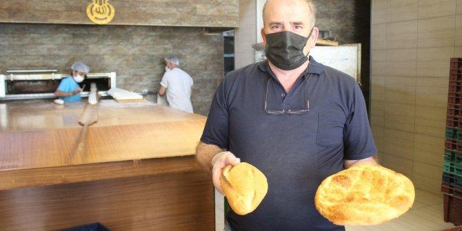 Meslektaşlarına kızdı, ekmeğe indirim yaptı