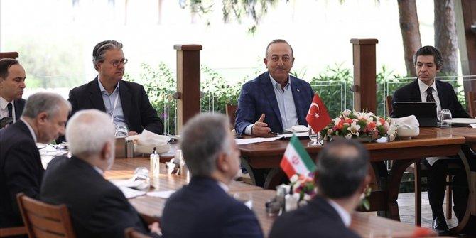 Antalija: Trilaterala Turske, Afganistana i Irana