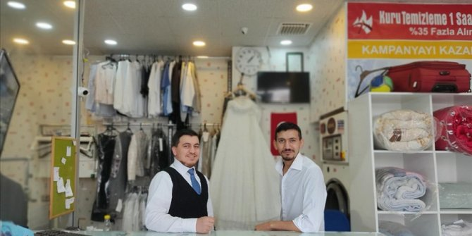 Syrian brothers came as refugees, now business owners in Turkey