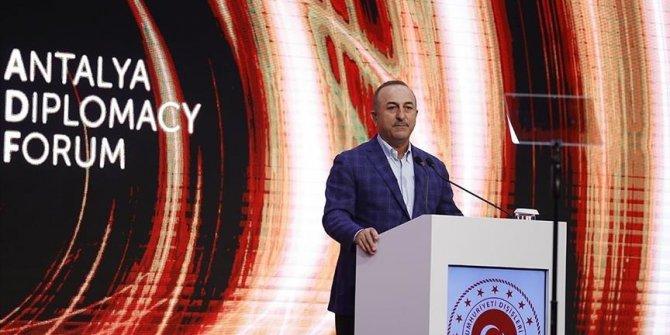 1st annual meeting of Antalya Diplomacy Forum in Turkey held 'successfully'