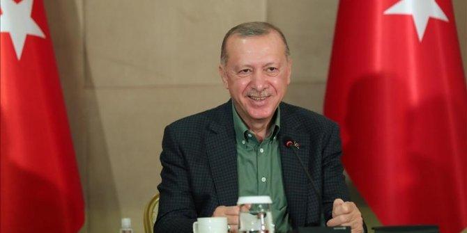 Turkish president says Turkey to leave COVID-19 behind 'soon'
