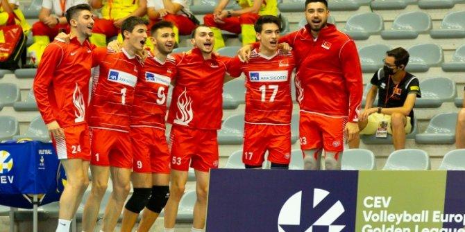 Filenin Efeleri, Altın Lig'de şampiyon oldu!