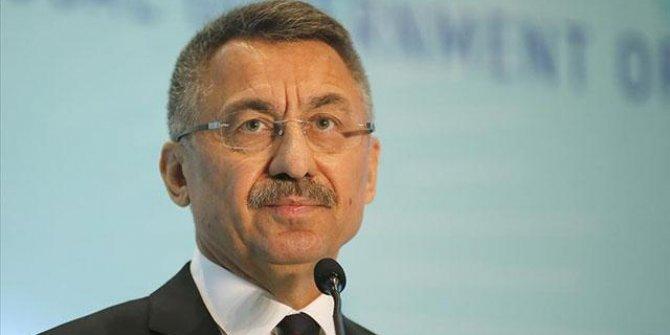 Cumhurbaşkanı Yardımcısı Oktay'dan Efelere tebrik