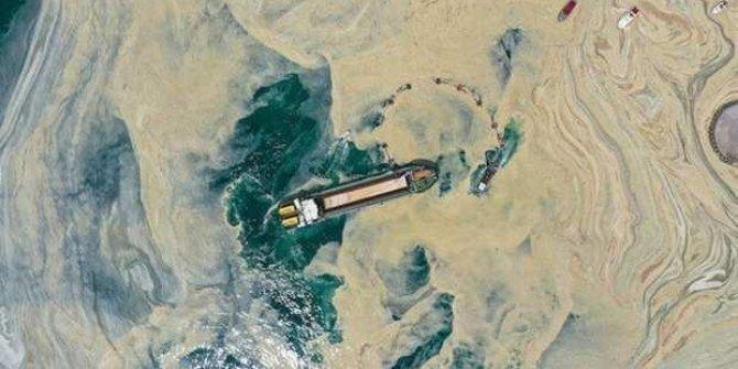 Müsilaja karşı yapay su yolları