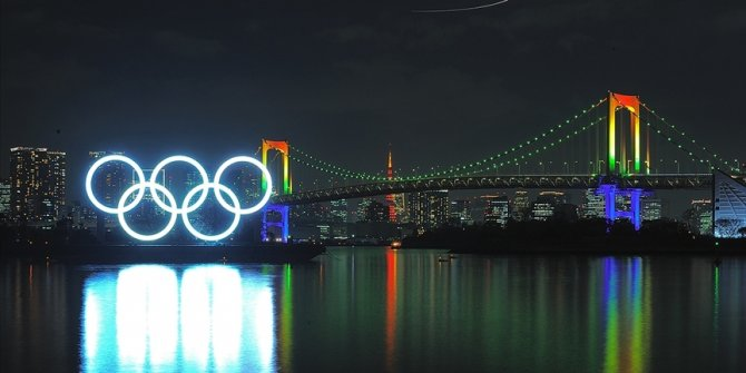2020 Tokyo Olimpiyatları'na 10 bin seyirci