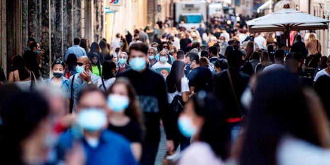 İtalya'da flaş maske ve sosyal mesafe kararı
