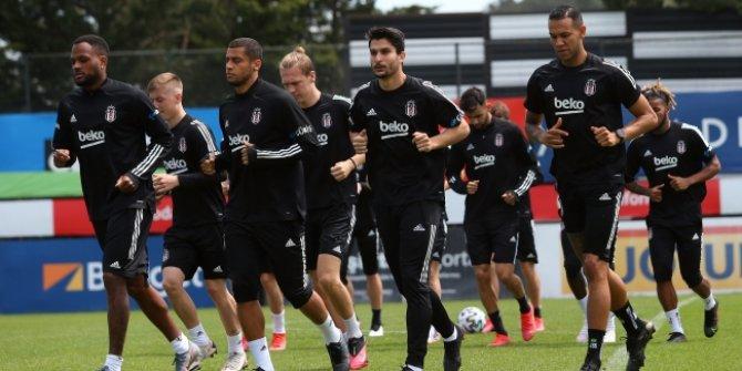 Beşiktaş, 5 Temmuz'da topbaşı yapacak