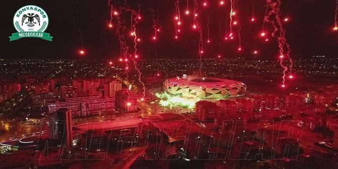 Konyaspor'un yıl dönümü coşkuyla kutlandı