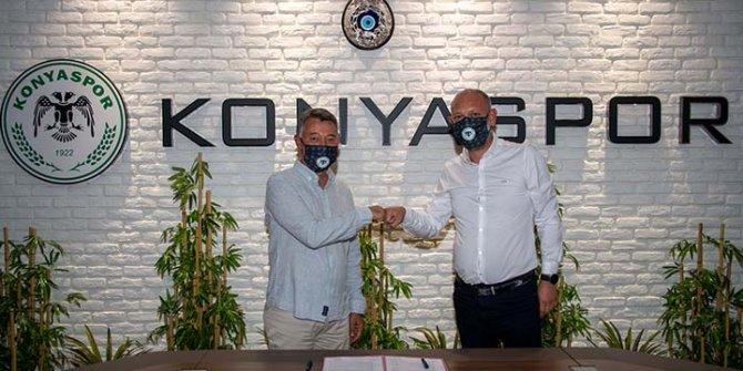 Konyaspor Basketbol Okan Çevik ile sözleşme imzaladı