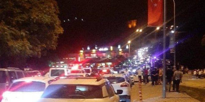 Konya'da kafede çıkan silahlı kavgada 1 kişi ağır yaralandı