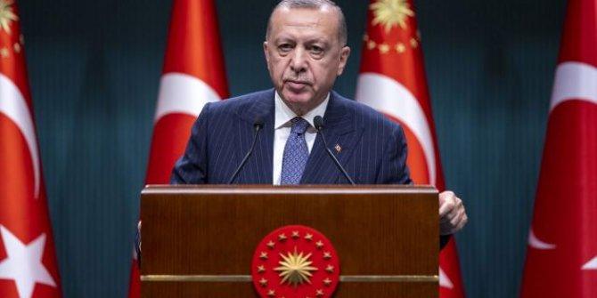 Cumhurbaşkanı Erdoğan,Bosna-Hersek Devlet Başkanlığı Konseyi üyesiCaferoviç ile görüştü