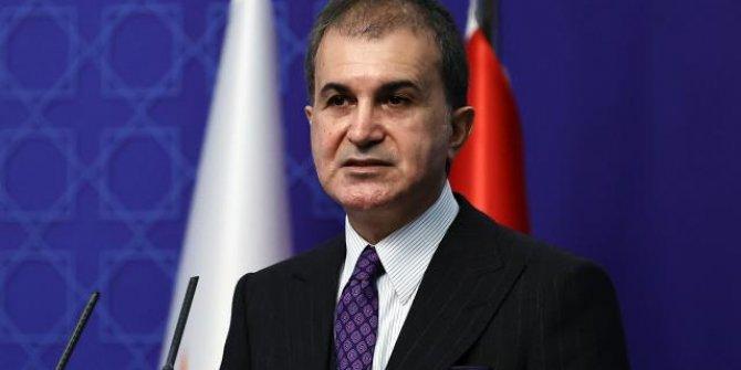 AK Parti Sözcüsü Çelik'ten Mustafa Akıncı'ya tepki