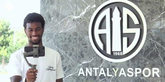 Haji Wright Antalyaspor'da
