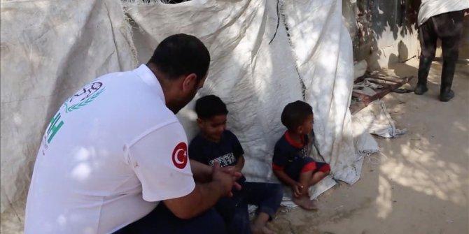 IHH podijelila kurbansko meso za 6.500 porodica u Pojasu Gaze