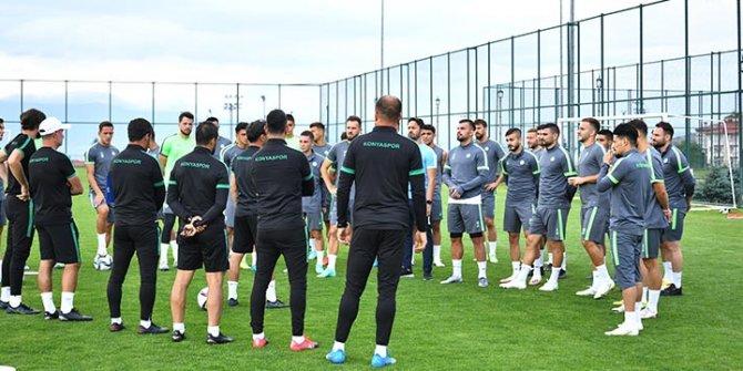 Konyaspor, Erzurum kampında birinci gün geride kaldı