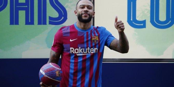 Depay: Messi ile birlikte oynamak rüya gibi