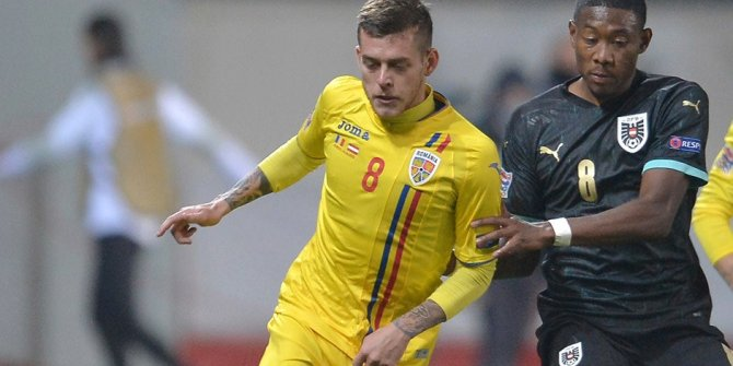 Alexandru Cicaldau, Galatasaray'da!