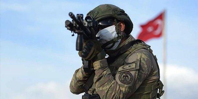 """MSB'den terörle mücadelede """"kararlılık"""" vurgusu"""
