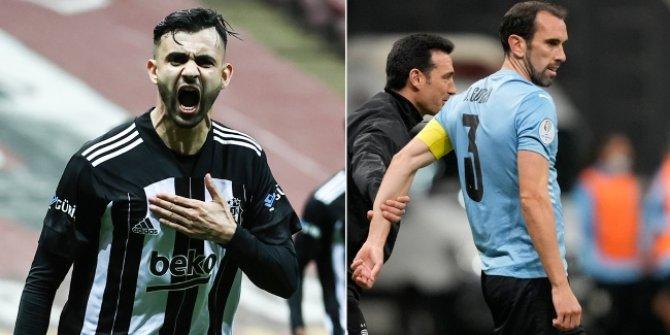 Beşiktaş'ta gündem Ghezzal ve Godin