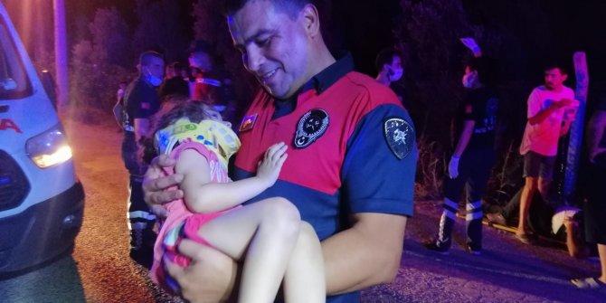 İtfaiye ve sağlık ekipleri zamanla yarıştı, 10 yaşındaki Berkay kurtarılamadı