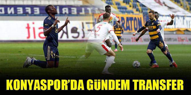 Konyaspor'da gündem transfer