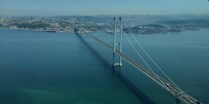 Ulaştırma Bakanı Adil Karaismailoğlu: Osmangazi Köprüsü rekor kırdı