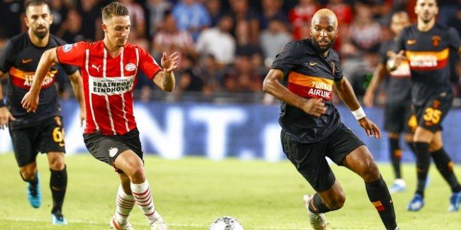 Galatasaray, PSV'yi konuk edecek