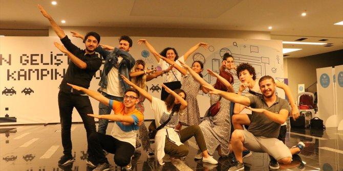 Genç oyun geliştiricileri Konya'da kampa girecek