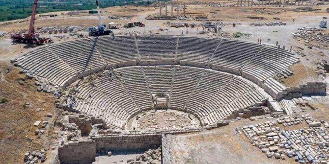 Turska: Završena restauracija teatra starog 2.200 godina