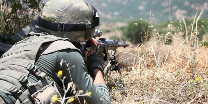Turkey neutralizes 6 YPG/PKK terrorists in northern Syria