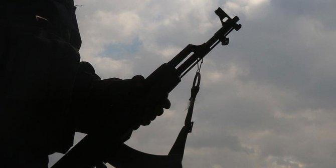 PKK terrorist surrenders to Turkish security forces