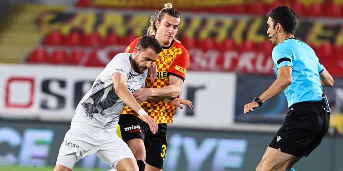Konyaspor'un Göztepe maçı iptal