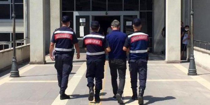 Boruları Ankara'ya götürmeyip Konya'da satmak isterken yakalandılar