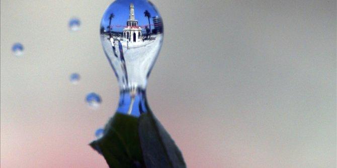 Turska: Znamenitosti Izmira fotografisane kao odrazi u kapljicama vode